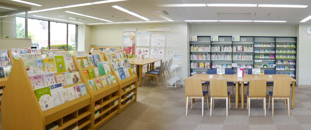 病院患者図書館